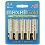 Maxell+LR6+10BP+AA-Size+Battery+Pack+-+Alkaline+-+1.5V+DC