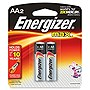 Energizer Multipurpose Battery - AA - Alkaline - 1.5 V DC - 2 / Pack