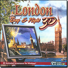 London Day and Night 3D
