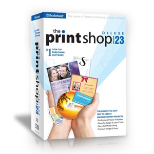 PrintShop 23 Deluxe (Exclusive Price)