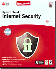 iolo System Shield 3 Internet Security - 3 User