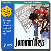 Jammin' Keys