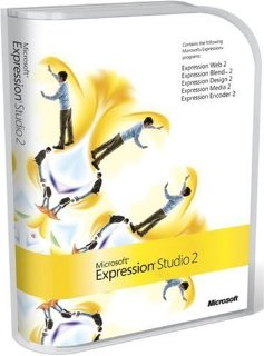 Microsoft Expression Studio 2 Upgrade