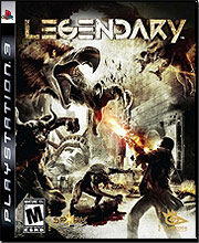 Legendary (Playstation 3)   *Previously Played*