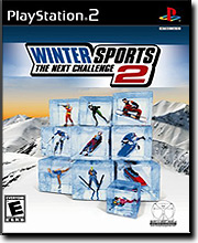 Winter Sports 2 The Next Challenge (Playstation 2)