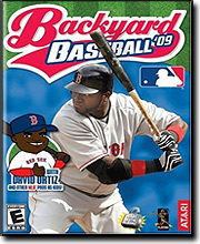 Backyard Baseball 2009 (Playstation 2)