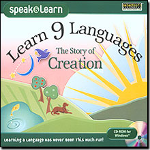 Learn 9 Languages The Story of Creation