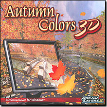 Autumn Colors 3D