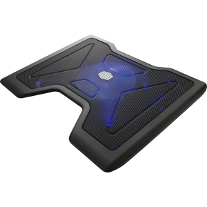 Cooler Master NotePal X2 - Gaming Laptop Cooling Pad with 140mm Blue LED Fan