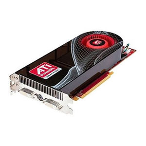 AMD FirePro 2450 Graphics Card - ATi FirePro 2450 - 256MB - PCI Express x1 - DMS-59