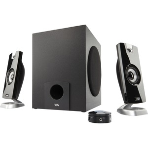Cyber Acoustics CA-3090 2.1 Speaker System - 7 W RMS