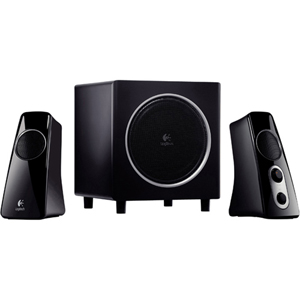 Logitech Z523 2.1 Speaker System - 40 W RMS - 48 Hz - 20 kHz - iPod Supported