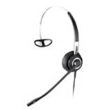GN Jabra BIZ 2400 Headset - Wired Connectivity - Mono - Over-the-head, Over-the-ear, Behind-the-neck