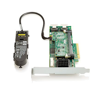 HP Smart Array P411 SAS RAID Controller - 512MB - PCI Express x8 - 300MBps - 2 x 26-pin SFF-8088 mini - Serial Attached SCSI External