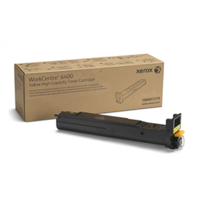 Xerox High Capacity Yellow Toner Cartridge - Yellow - Laser - 1 Each