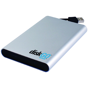 "EDGE DiskGO 500 GB 2.5"" External Hard Drive - USB 2.0"