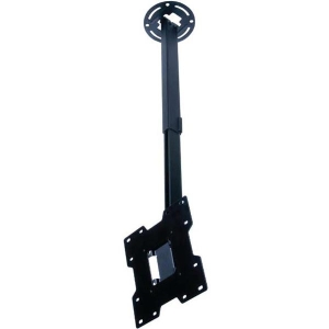 Peerless PC932A Universal Ceiling Mount - 80 lb - Black