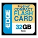 EDGE Tech 32GB CompactFlash (CF) Card - 133x - 32 GB