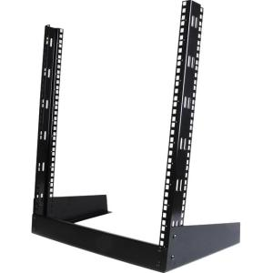 StarTech.com 12U 19in Desktop Open Frame 2 Post Rack - 19 12U