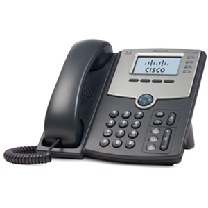 Cisco SPA 504G 4-Line IP Phone with