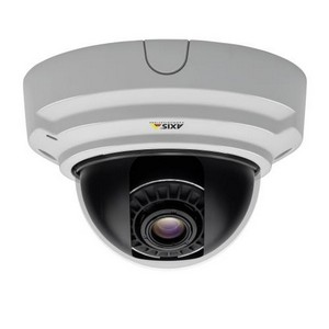 Axis P3344-V Network Camera - Color - Cable