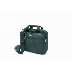 "Toshiba Envoy Notebook Case - Top-loading11"" x 14"" x 3.75"" - Polyester - Black"