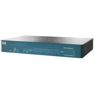 Cisco SA 540 Security Appliance - 8 x 10/100/1000Base-T LAN, 1 x 10/100/1000Base-T WAN, 1 x 10/100/1000Base-T WAN, LAN &amp; DMZ
