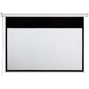 "Draper Electrol Projection Screen - 84"" Diagonal"