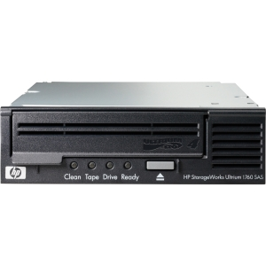 "HP StorageWorks LTO Ultrium 4 Tape Drive - 800GB (Native)/1.6TB (Compressed) - SAS - 5.25"" 1H Internal"