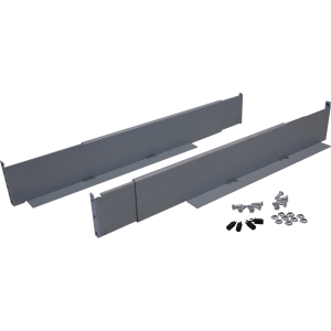 Tripp Lite 4POSTRAILKIT Rack Mount Rail Kit - 250lb