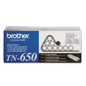 Brother High Yield Black Toner Cartridge - Black - Laser - 8000 Page - 1 Each