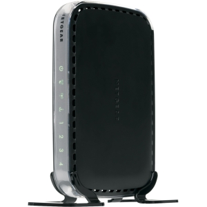 Netgear - RangeMax WNR1000 Wireless Router - 1 x 10/100Base-TX WAN, 4 x 10/100Base-TX LAN - IEEE 802.11n (draft) - 150Mbps