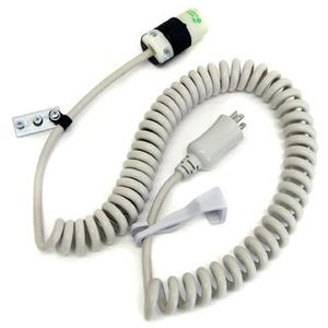 Ergotron Coiled Standard Power Cord -  - 15A - 8ft