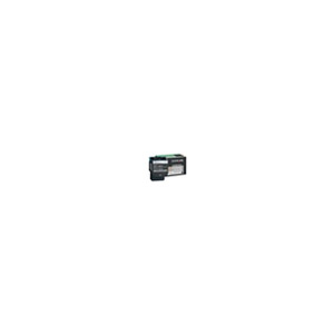 Lexmark High Yield Return Program Black Toner Cartridge - Black - Laser - 2500 Page
