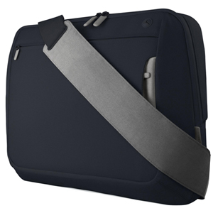Belkin Messenger Bag - Black, Cool Gray