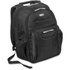 Targus TBB012US Carrying Case (Backpack) for 15.8&quot; Notebook - Black