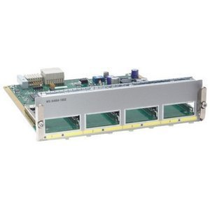 Cisco 4-Port Wire Speed 10GE Card - 4 x 10GBase-X