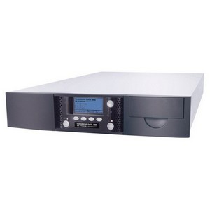 Tandberg Data StorageLibrary T24 LTO-4 Tape Library - 1 x Drive/12 x Slot - 9.6TB (Native) / 19.2TB (Compressed) - SCSI