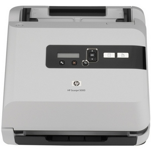 HP Scanjet 5000 Sheetfed Scanner - 48 bit Color - 8 bit Grayscale - USB