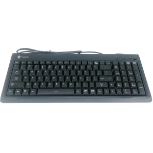 Buslink KR6820E-BK Slim USB Keyboard - USB