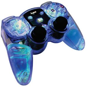 dreamGEAR Lava Glow RF Wireless Controller (Playstation 2)