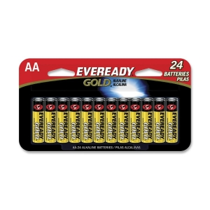 Energizer A91BP24HT Alkaline AA Size General Purpose Battery - AA - Alkaline - 1.5 V DC