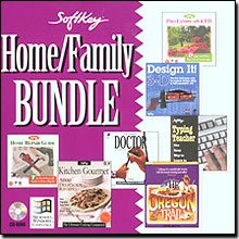 "Home & Family Bundle with the Original ""Oregon Trail """