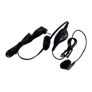 Giant Motorola Monaural Earset - Wired Connectivity - Mono - Earbud - Black