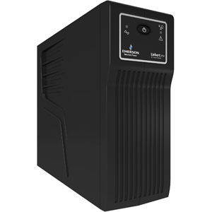 Liebert PSP500MT3-120U 500VA Tower UPS - 500VA/300W - 5 Minute Full Load - 1 x NEMA 5-15R - Surge-protected, 3 x NEMA 5-15R - Battery Backup System