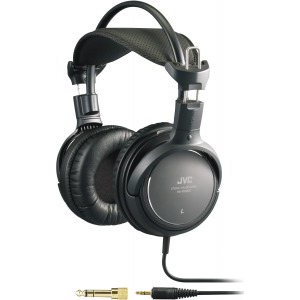 JVC HA-RX900 Stereo Headphone - Wired Connectivity - Stereo - Over-the-head