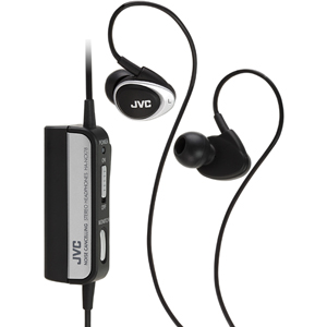 JVC HA-NCX78 Noise Canceling Earphone - Wired Connectivity - Stereo - Over-the-ear
