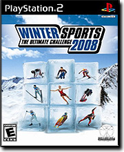 Winter Sports 2008 - The Ultimate Challenge (Playstation 2)