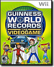 Guinness Book of World Records: The Video Game (Nintendo Wii)