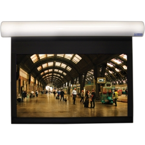 "Vutec Lectric I 01-LI054-096MWB Projection Screen - Electric - 54"" x 96"" - Matte White - 110"" Diagonal - 16:9 - Wall Mount, Ceiling Mount"